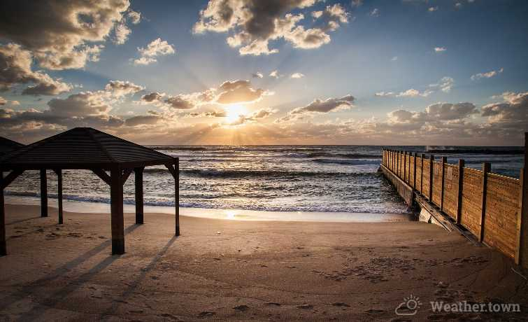 Beach Israel