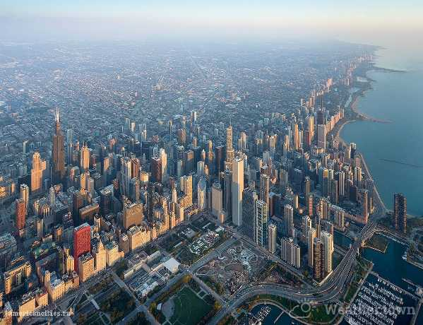 Chicago is the US city located in the state of Illinois.