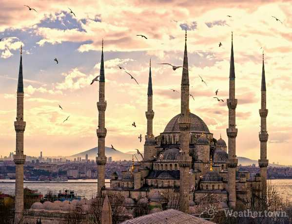 Istanbul is one of the major cities in Turkey.