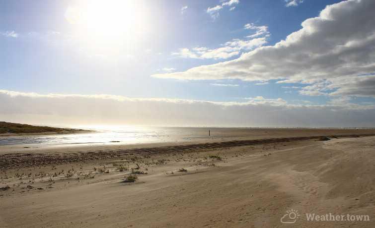 Санкт-Петер-Ординг пляж